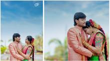 Vaishnavi+Vinay's Engagement Story | Candid Portaits | Creative Cloud Designs