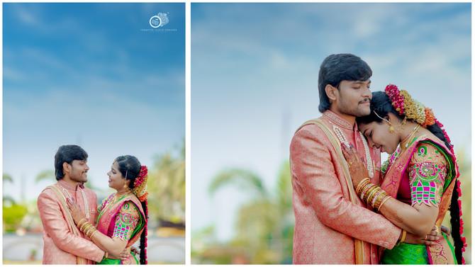 Vaishnavi+Vinay's Engagement Story | Valentines Day Special