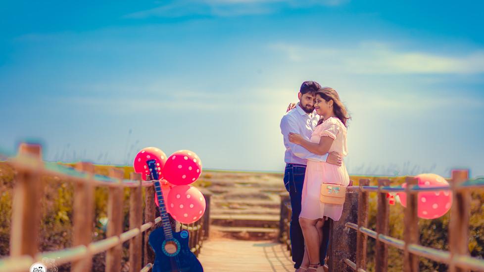 Raghu & Vyshnavi | Pre-Wedding Shoot | Bangalore | Hassan