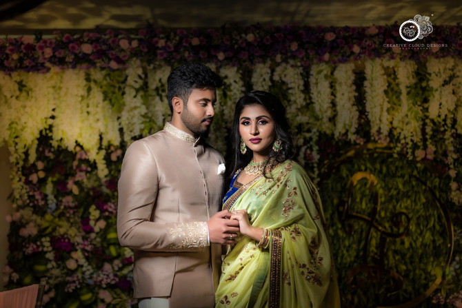 The Best Wedding Photographers in Vijayawada | Creative Cloud Designs