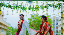SOUTH INDIAN TELUGU INTIMATE WEDDING   At Home in COVID Times