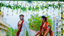 SOUTH INDIAN TELUGU INTIMATE WEDDING | At Home in COVID Times