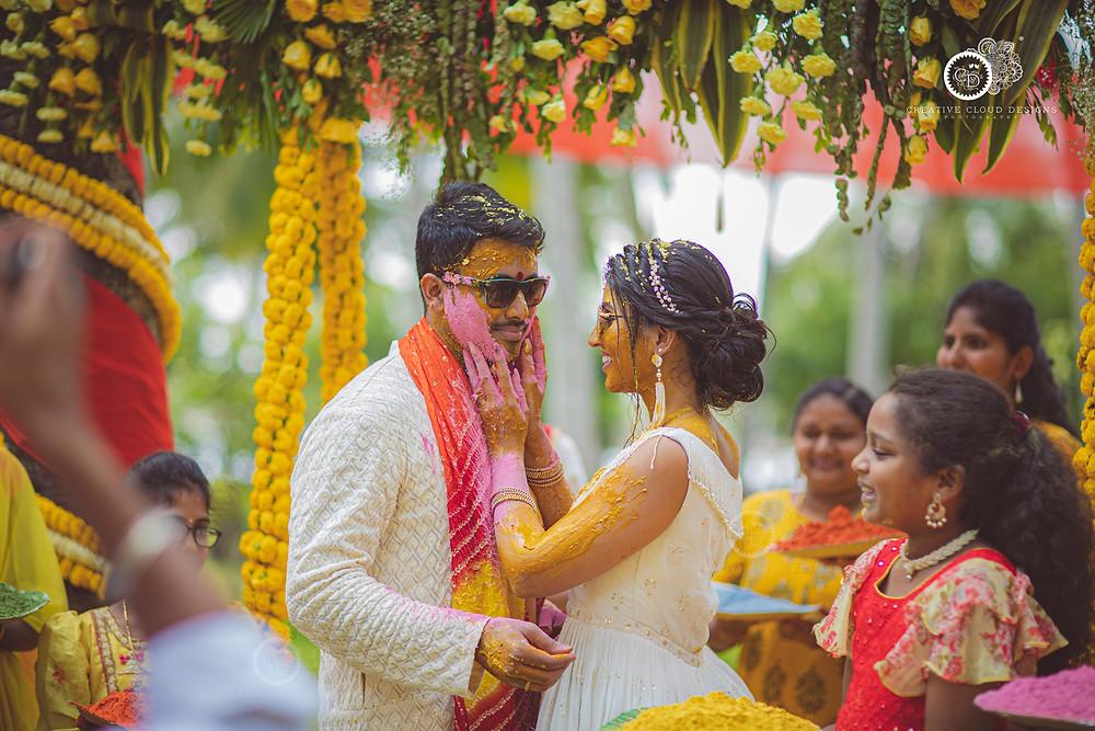 haldi-ceremony-photos-hindujaprudhvi-dindi-resorts (2)