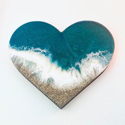 Ocean Series Heart