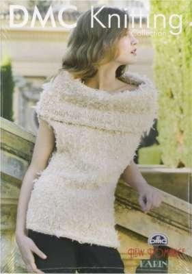 Roll Neck Jumper Knitting Pattern