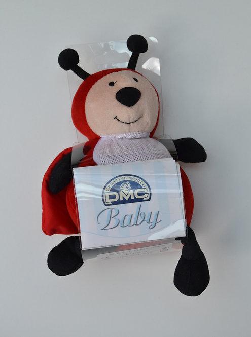 DMC Ladybird Ready to Stitch Kit