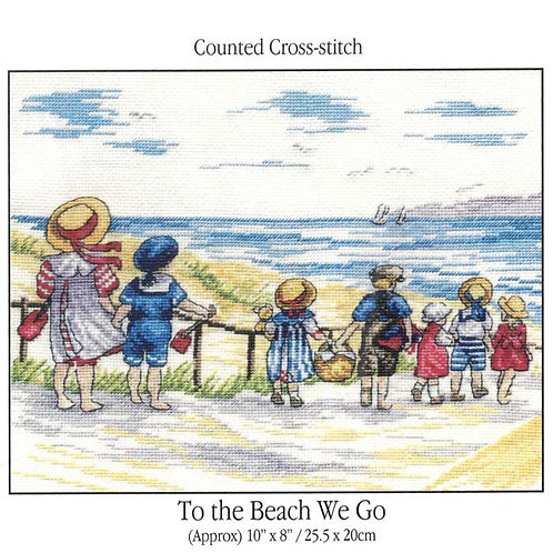 All Our Yesterdays - To The Beach We Go