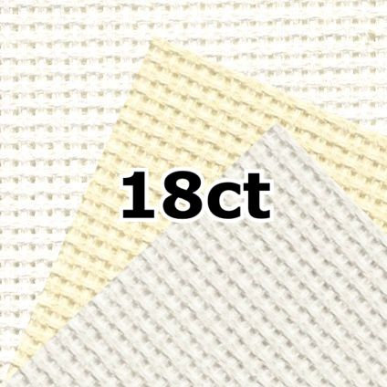 DMC DC37 18 Count Aida Fabric