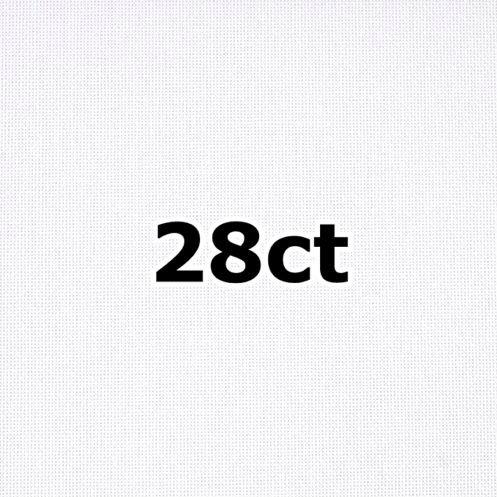 DMC DC47 28 Count Linen Fabric