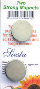 Pack of Two Strong Magnets