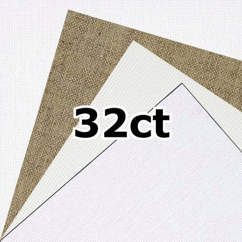 DMC DC68 32 Count Linen Fabric (Large)
