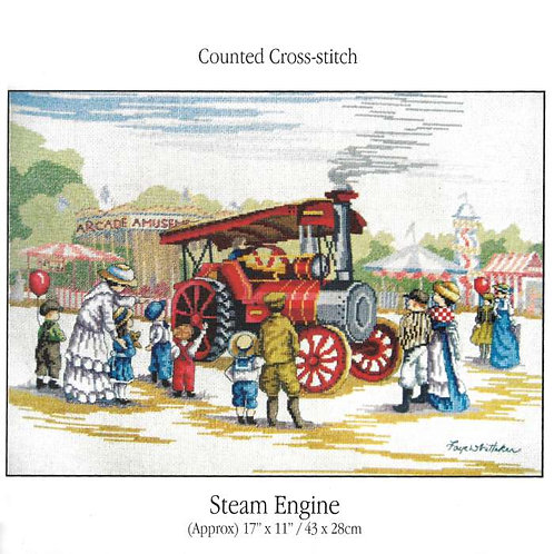 All Our Yesterdays - Steam Engine