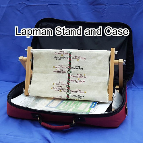Lapman Lap Stand with Case