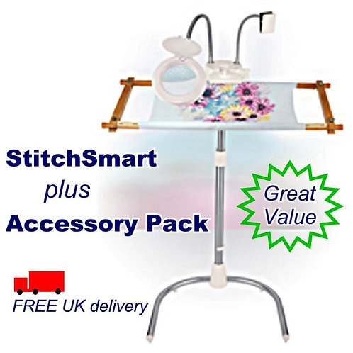 StitchSmart Floor Stand PLUS Accessory Pack