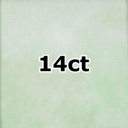 DMC DC27M 14 Count Marble Aida Fabric
