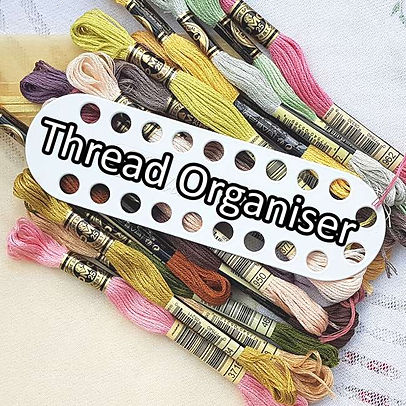 Plastic Thread Organiser