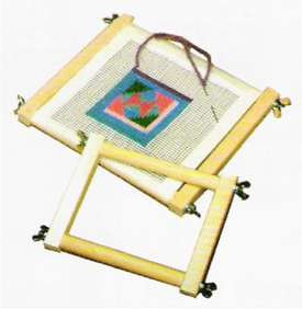 Mini No-Sew Roller Frames