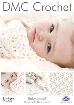 Baby Shawl Crochet Pattern