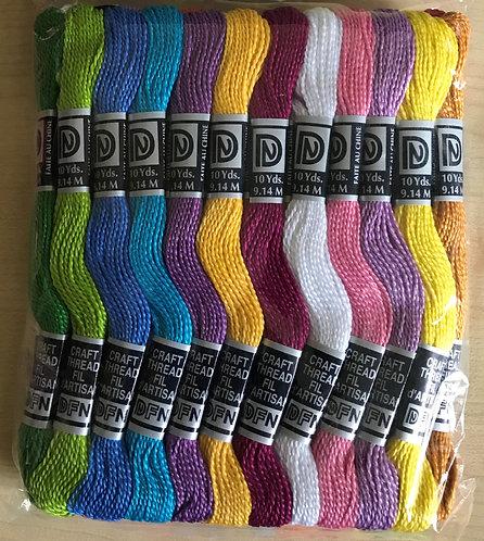 Janlynn Value Craft Thread Pack