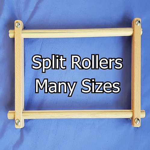 Wooden Split Work Frame
