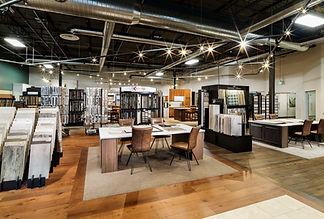 Saddleback Design Showroom