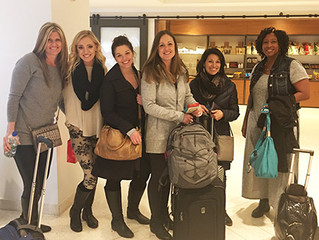 The Saddleback Design Team Travels to Nashville in Search of Tile