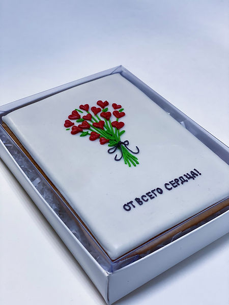 Подарок на 14 февраля | Наборы пряников LAVAL COOKIES