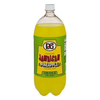 D&G soda 2litre