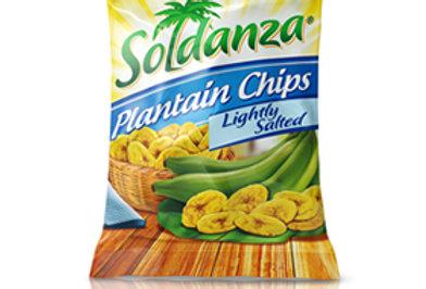 SOLDANZA PLANTAIN CHIPS