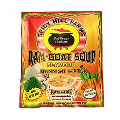 Ram Goat Soup Flavour