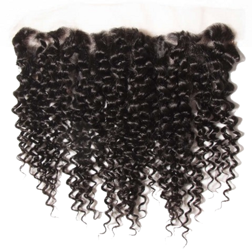 Loose Curl Lace Frontal 13x4