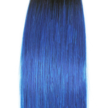 Ombre Straight T1B/Blue