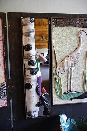 Woody Woodpecker Mirror