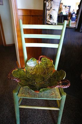 Large Multi Leaf Bowl