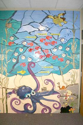 Intermountain Children's Home Mural