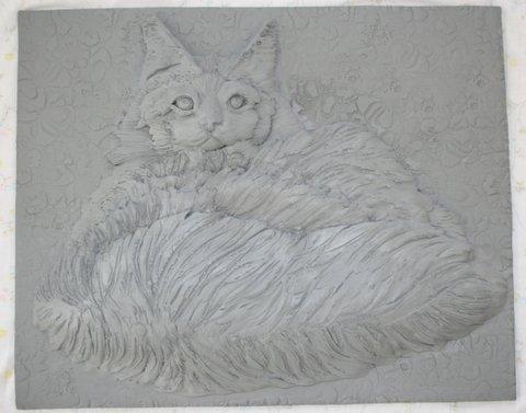 Kitty Before Firing