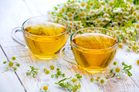 storyblocks-two-cups-of-herbal-tea-on-th