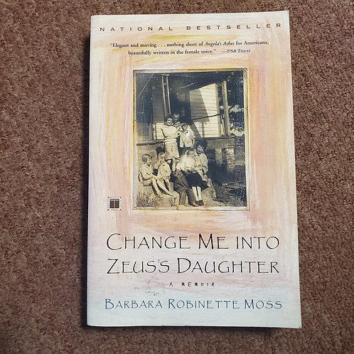 Change Me Into Zeus's Daughter