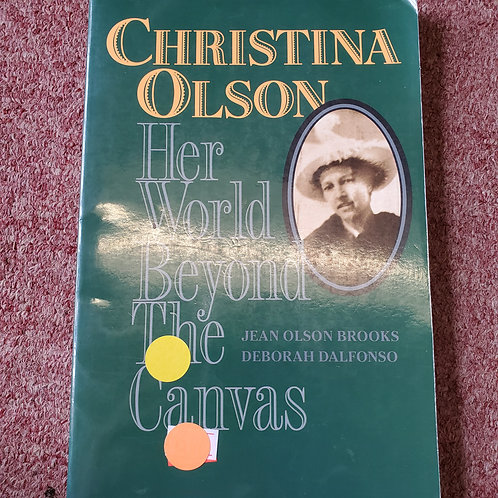 Christina Olson:Her World Beyond The Canvas