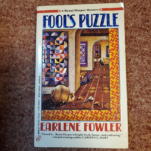 Fool's Puzzle