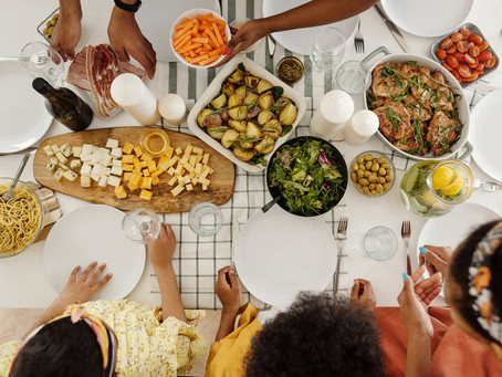 Tips to introduce good eating habits to your family