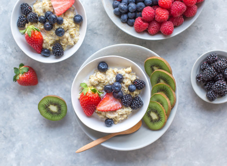 8 foods and 1 green smoothie for stress management