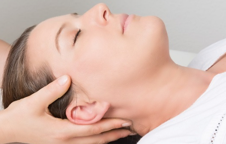 Osteopathy for stress relief