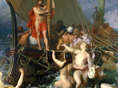 Odisea: inicio de una nueva serie de episodios.