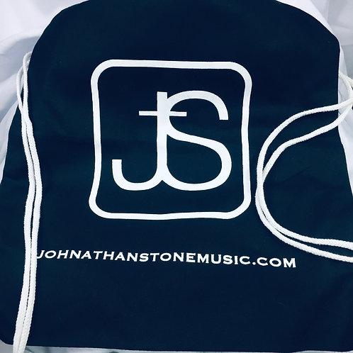 JS Drawstring Bag