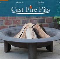 Cast Fire Pits