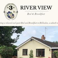 3 River View B&B