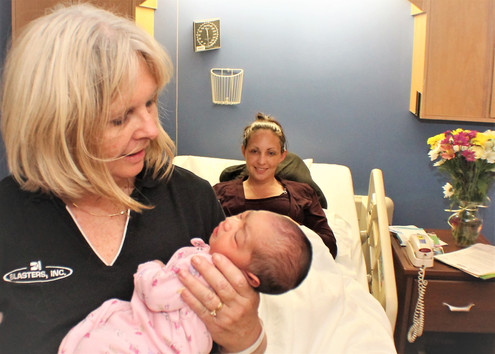 Baby at Hospital