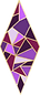 2018 Carey S Violet Gold Diamond Shape.p