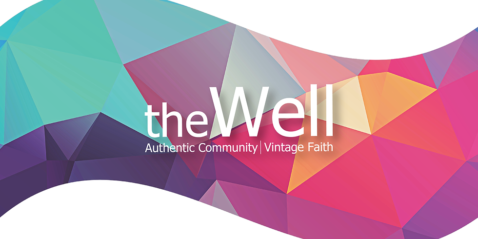 10/18/20 Sunday Service at The Well